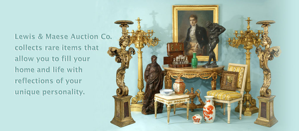 Houston Auction, Houston Consignments, Houston Antiques, Tables & Chairs,  Houston Antique Auctions - Lewis And Maese: Auction Co. - Houston Auction, Houston Consignments