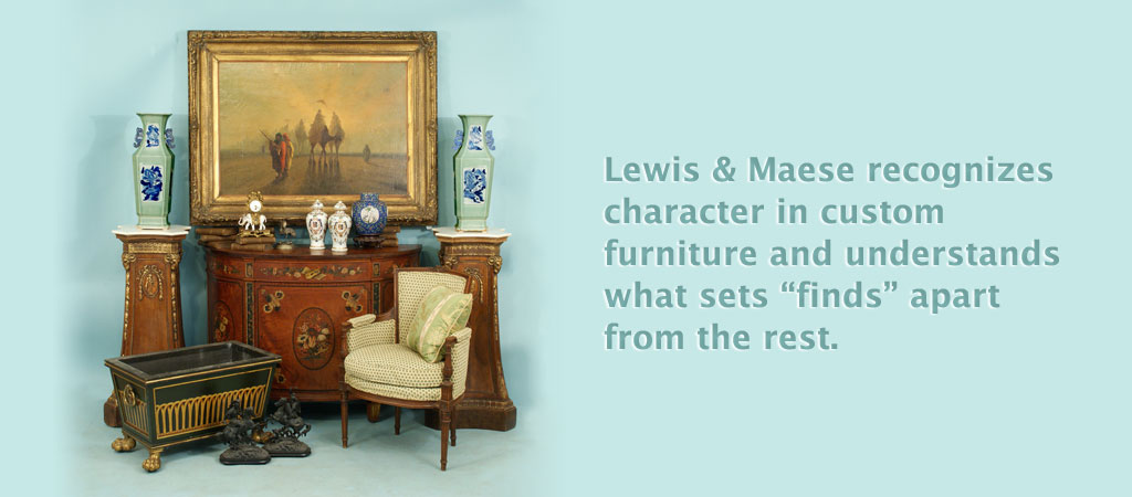 We Offer Auction And Consignment Services